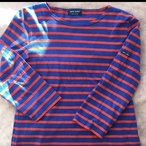 Saint James Breton Striped Shirt